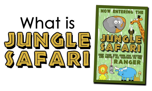 What is Jungle Safari